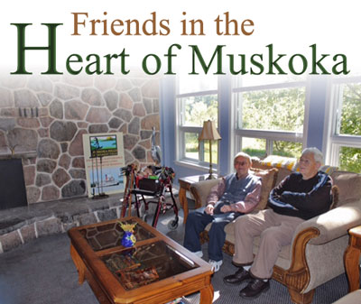 Friends In Muskoka Hills Retirement